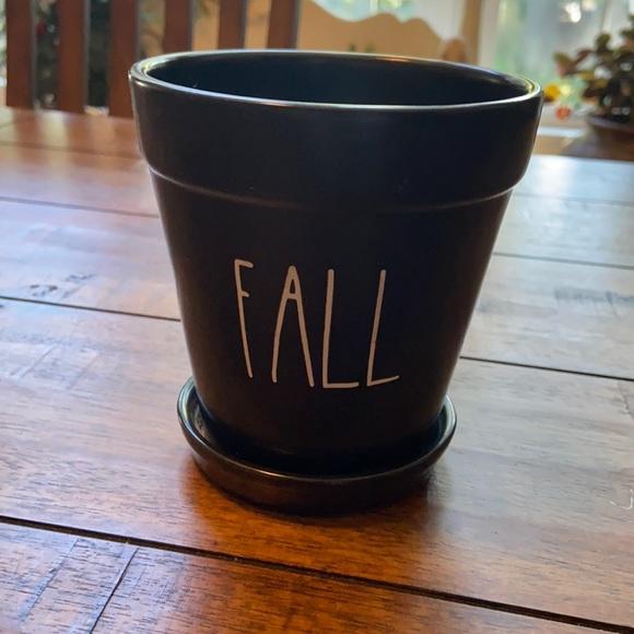 Rae Dunn Fall planter